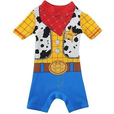 Boys Toy Story Swim SetDisney Toy Story Swimming CostumeToy Story Bathers