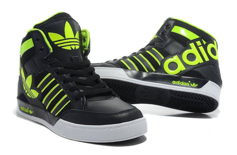 adidas high top black and green shoes style. Black Bedroom Furniture Sets. Home Design Ideas