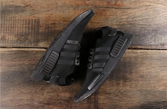 Adidas NMD R1 PK 'Japan Triple Black' BZ0220 | Adidas nmd r1