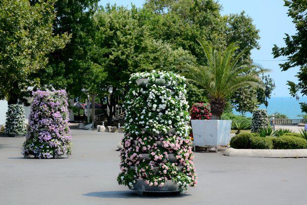Blumenturm H2000 Terra