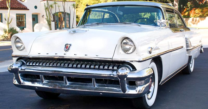 1955 Mercury Montclair Sun Valley One Of Only 1 787 Cars With