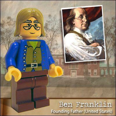 Historical (LEGO) Figures | Monscooch