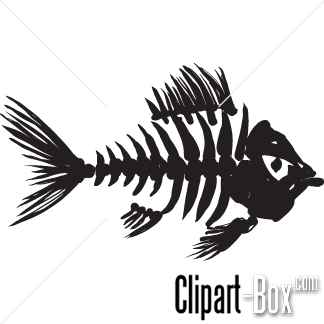 Clipart Fish Skeleton Royalty Free Vector Design Clip Art Fish Skeleton Fly Fishing Tattoo