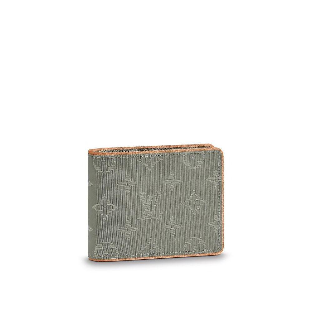 4bd9135b8814 Louis Vuitton Monogram Titanium Multiple Wallet  fashion  clothing  shoes   accessories  mensaccessories
