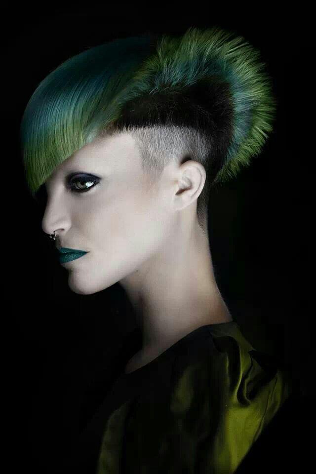 funky hair urban native 2014