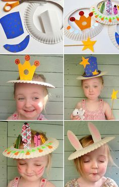 All on a Plate: 50 Cool Ideas for Kid's Craft | Журнал Ярмарки Мастеров