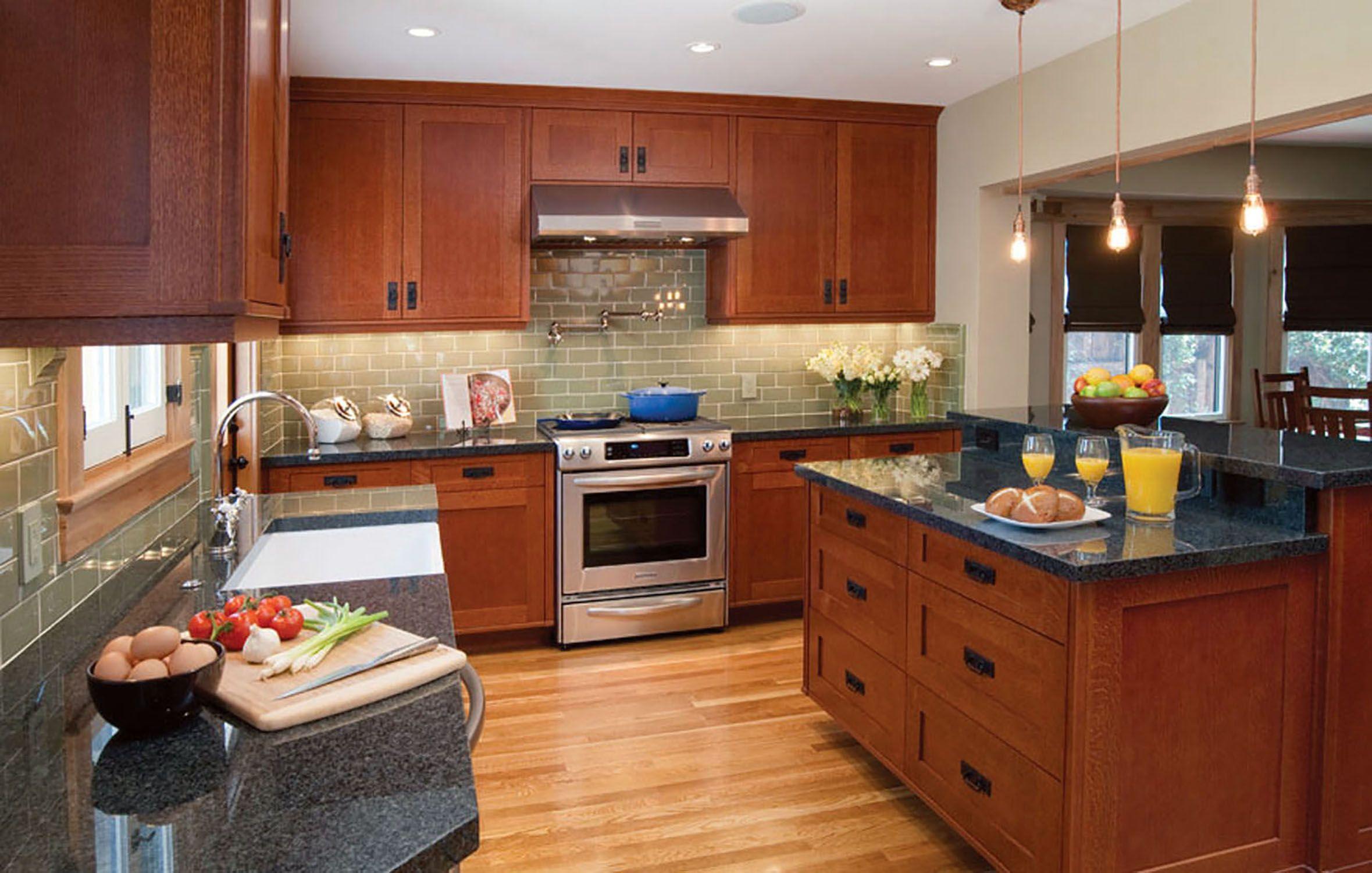 Kitchen Design Ideas, Remodel Projects & Photos Oak