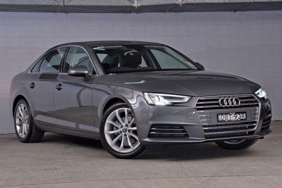Audi A4 2018 Monsoon Grey Vehicles Audi Audi A4 Vehicles