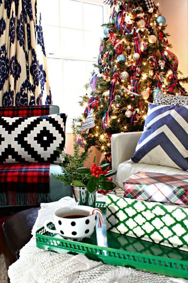 Pretty Preppy Party {December} - Southern State of Mind