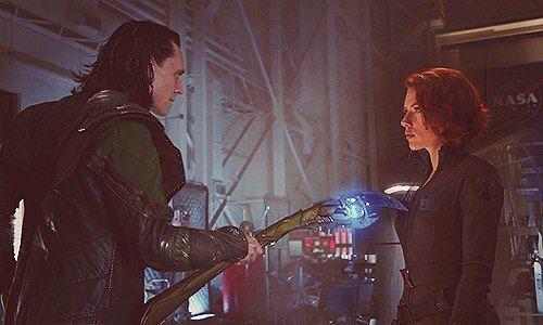Loki & Black Widow FanArt | Loki avengers, Black widow avengers, Loki fanart