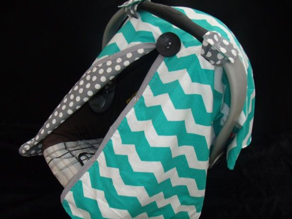 Carseat Canopy Free Shipping Code Today Chevron Stripe Car Seat Cover Nursing