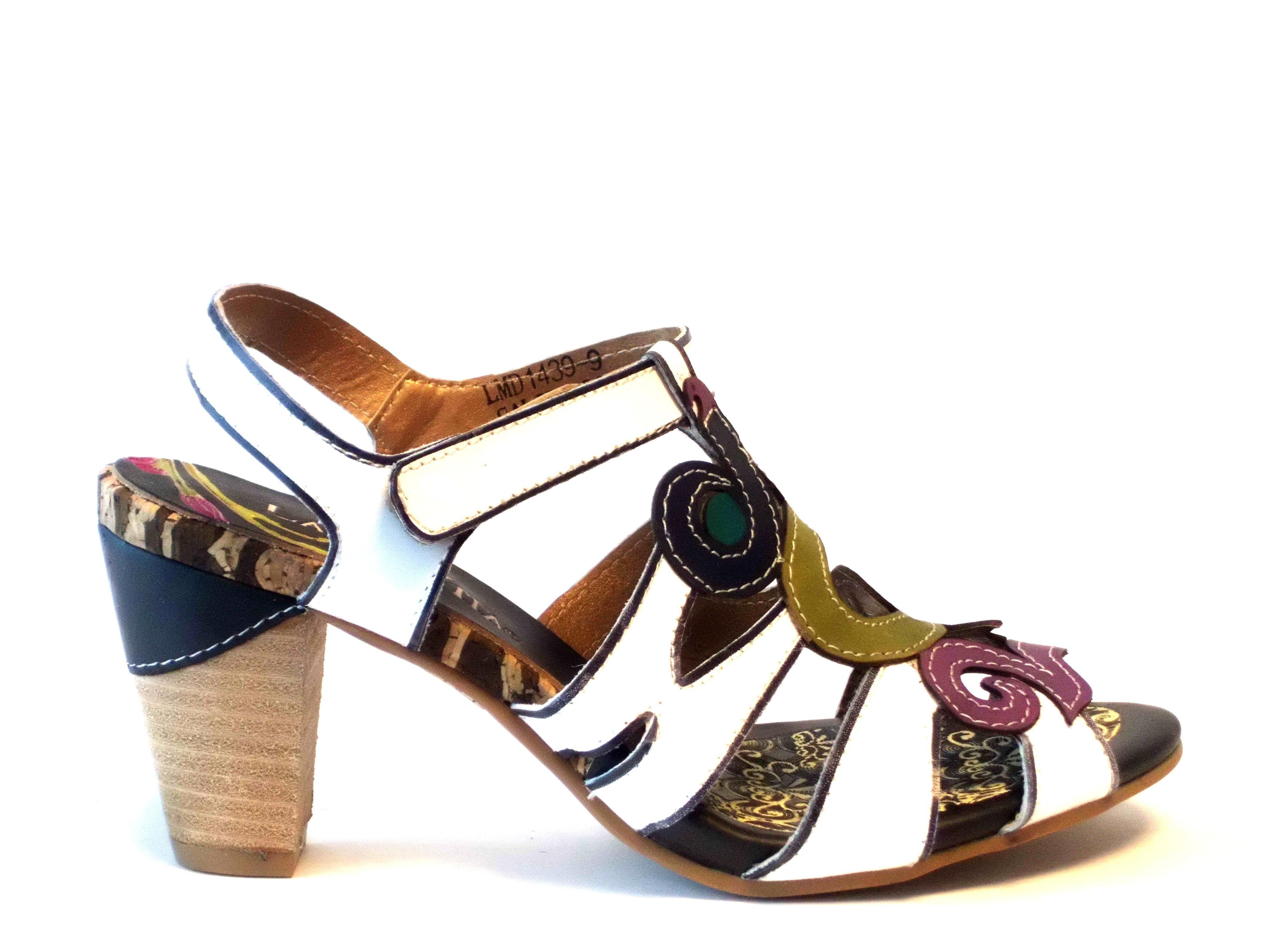 Laura Vita Vexe, Sandales Bout ouvert femme - gris - Grau (Gris), 37 | S  comme shoes, soulier | Pinterest