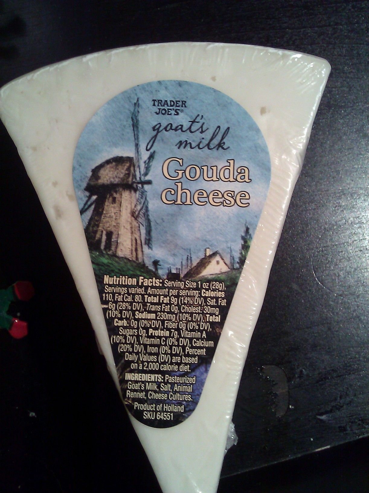 This cheese.....deserves to be president. Really.