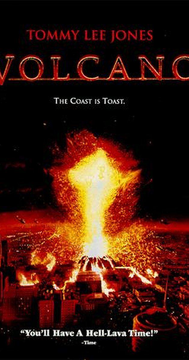 Volcano 1997 Tommy Lee Jones Tommy Lee Disaster Movie