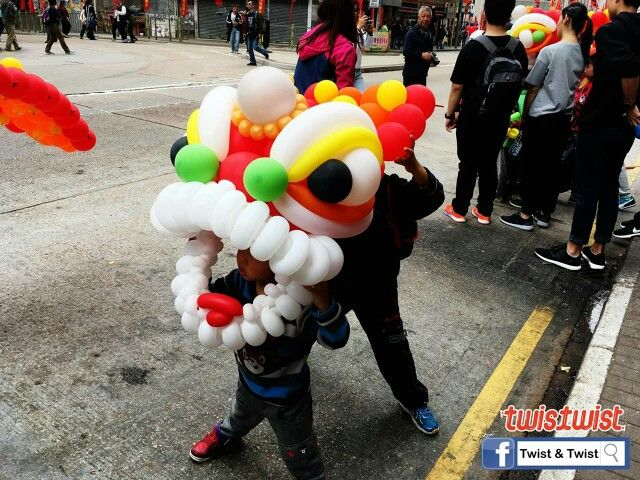 Pin by Mr. Balloon Man on New year | Balloon art, Balloons ...