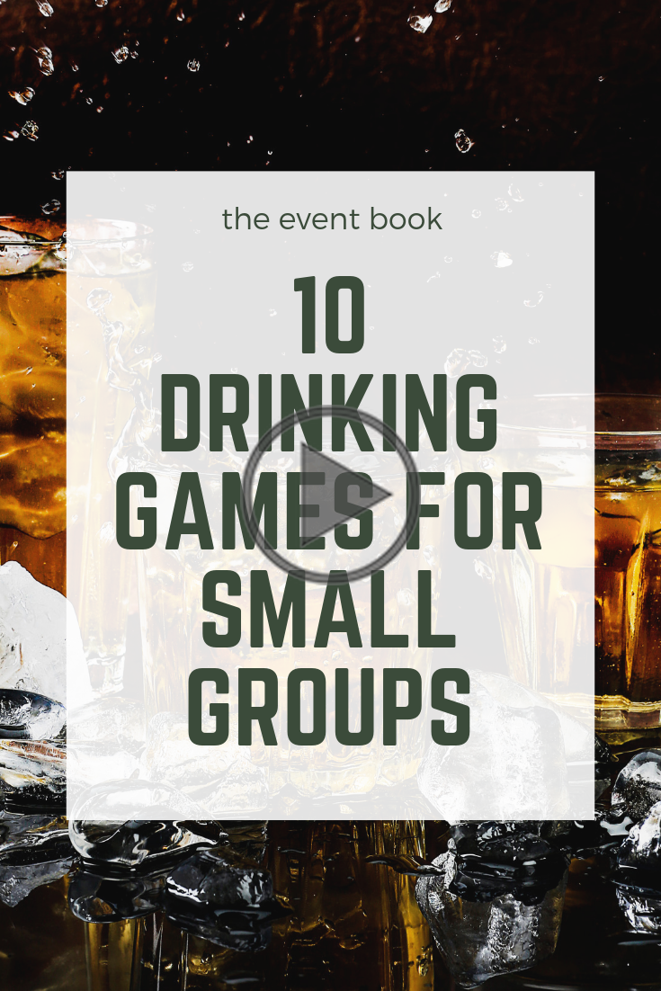 Drinken Games voor kleine groepen