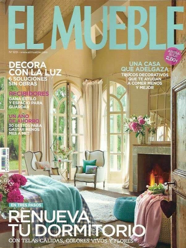 Revistas Decoracion El Mueble Mobiliario Dormitorios Y Decoracion Pinterest Muebles