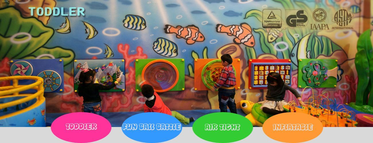 Family Entertainment Center Indoor Playground Supplier Cheer