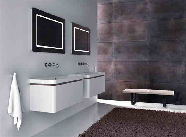Pictured Catalano Proiezioni Bathroom Suite Come and see our - badezimmer online