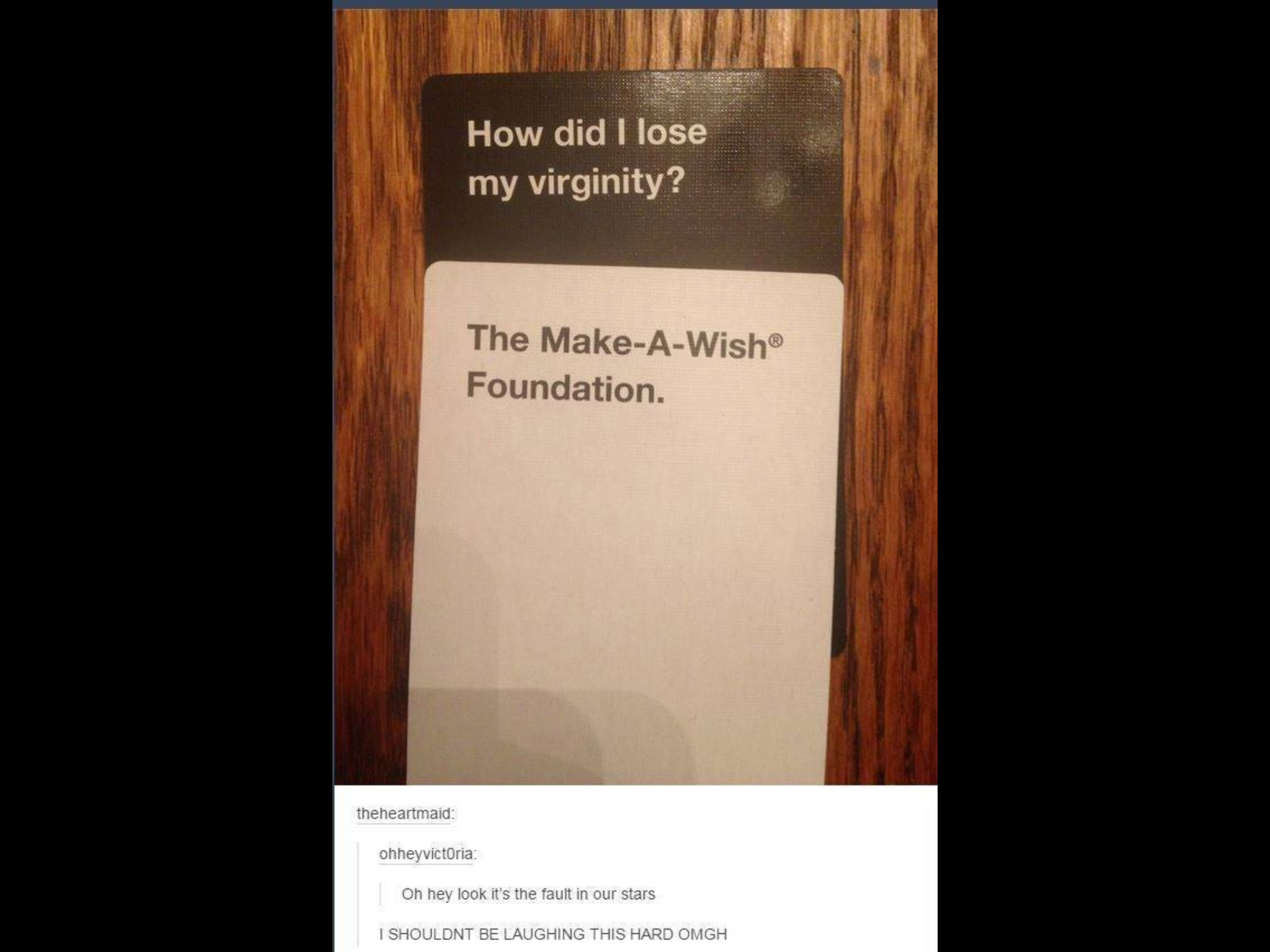 Make A Wish Foundation Meme