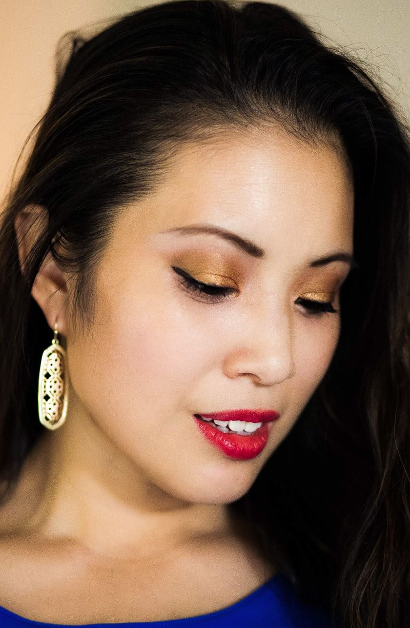 fall smokey eye tutorial | clear bright eyes drops #mypurerelief