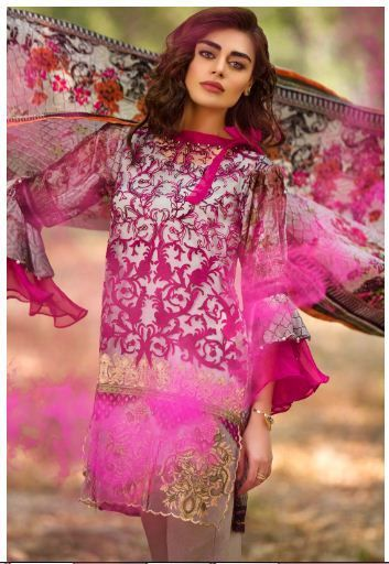 1c1b6cf134 Warda Melange Winter Collection 2017-18 for Women | Fashion & Style ...