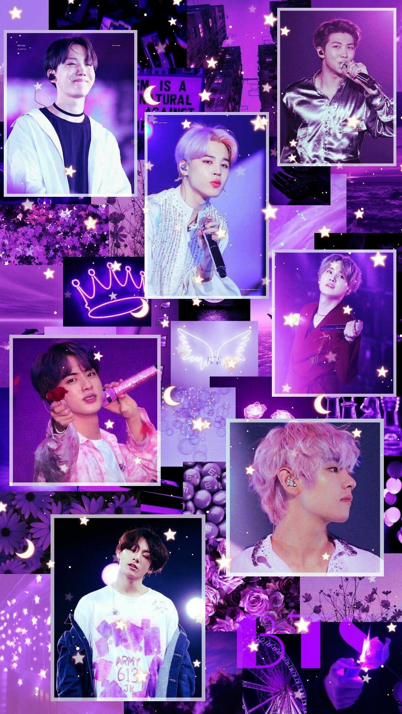 Pin By Karla On Bts Wallpaper Bts Aesthetic Wallpaper For Phone Bts Beautiful Bts Wallpaper Iphone bts purple wallpaper