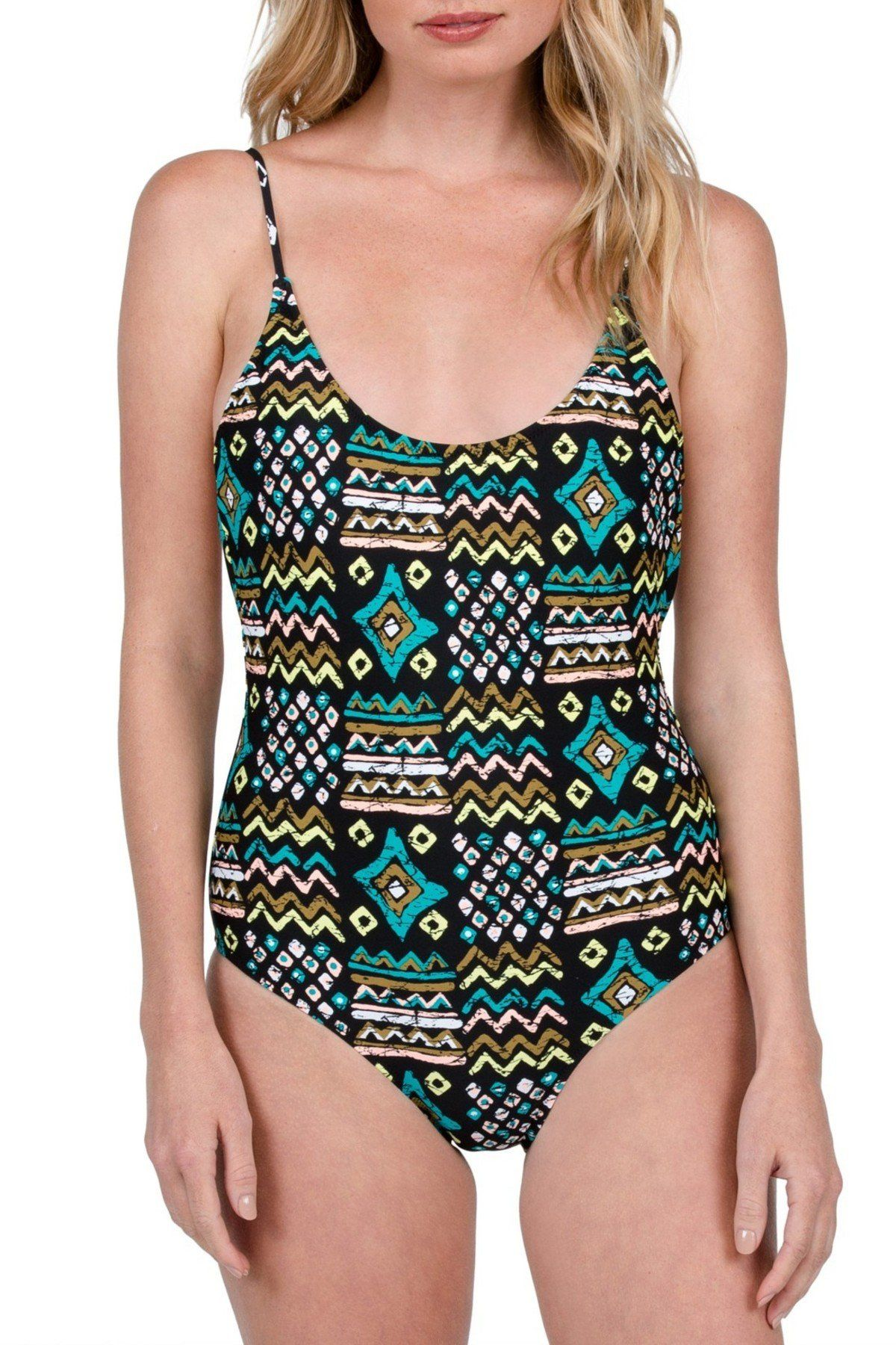 d84adadd7f7 Instinct One-Piece Swimsuit | Products | One piece swimsuit ...
