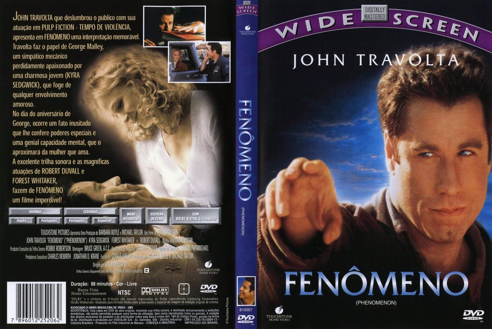 Resultado de imagem para FENÔMENO (1996)