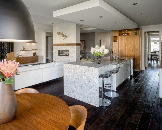 Ceiling Drop Over Kitchen Island Google Search Kitchen Inspirations Kitchen Design Contemporary Kitchen Design
