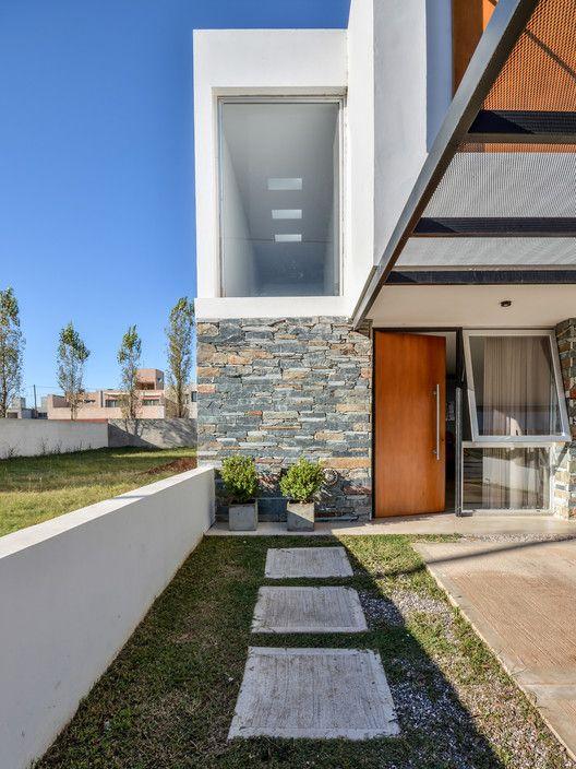 Galería De Casas Adosadas Estudio A 3 8 Casa Adosada Galerias De Casas Planos Arquitectónicos De Casas