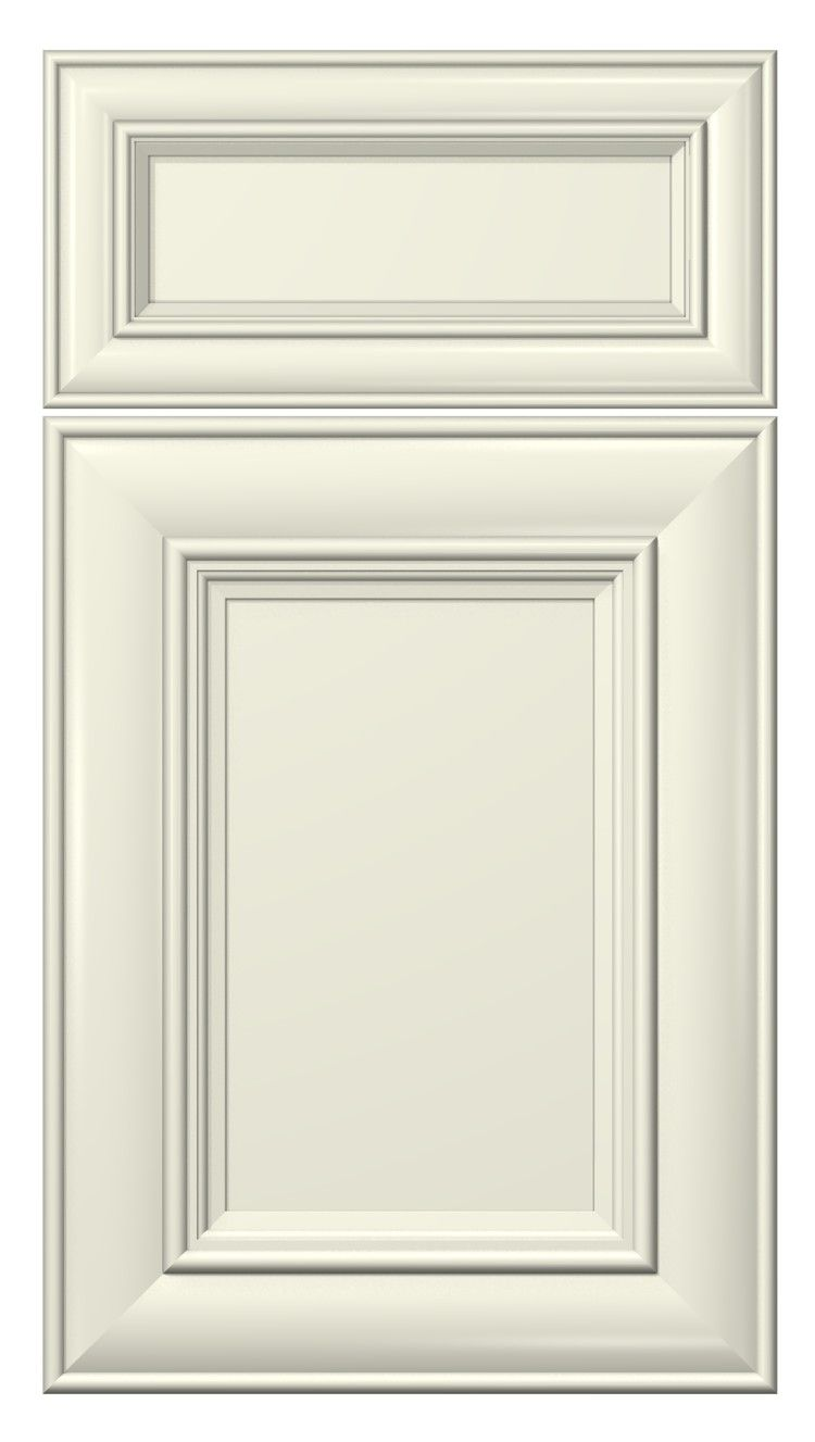 classic door style :: painted :: antique white #kitchen #cabinets #doors - Classic Door Style :: Painted :: Antique White #kitchen #cabinets
