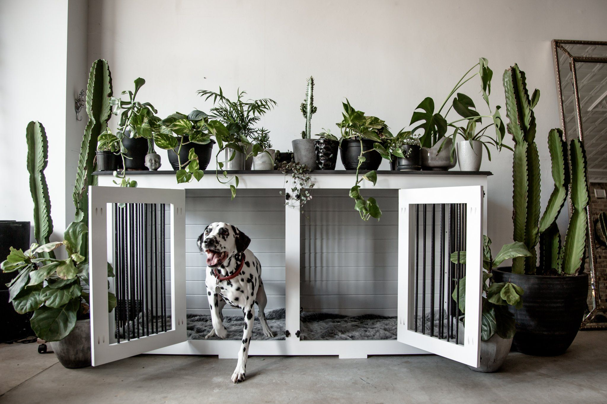 Kustom Kennels Luxury Dog Kennels and Crates based in