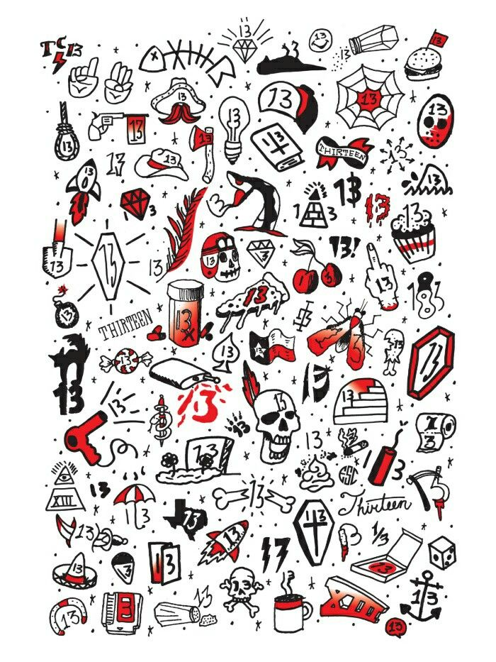 Tattoo flash Tattoo flash art