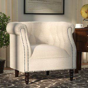 Accent Chairs Joss Main Chesterfield Chair Furniture