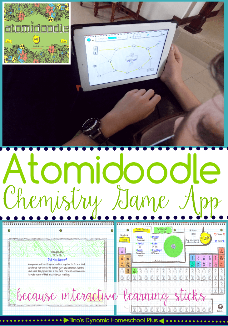 atomidoodle chemistry game app game app chemistry and homeschool periodic table learn - Periodic Table Learning App