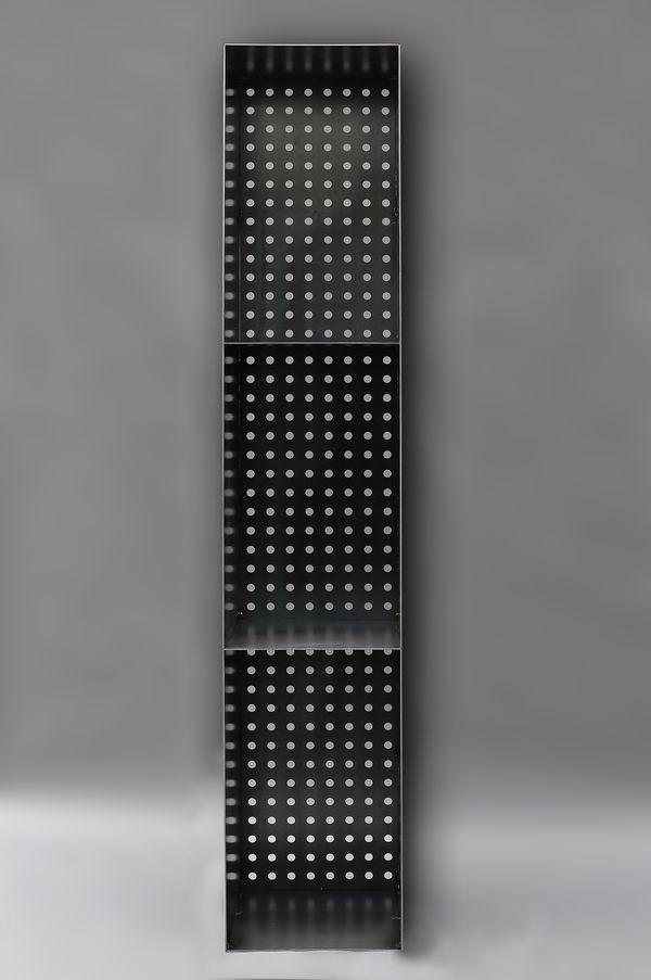 kaminholzregal aus 3 mm stahl mit einer r ckwand aus lochblech in 2019 firewood racks. Black Bedroom Furniture Sets. Home Design Ideas