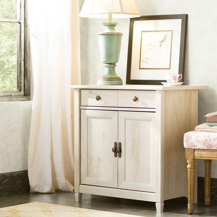 Lark Manor Lemire 1 Drawer Cabinet & Reviews | Wayfair | Salons ...