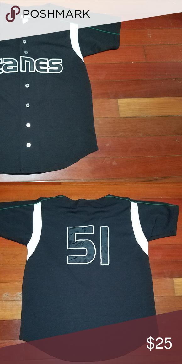 Mens Vintage University Of Miami Baseball Jersey Vintage Men Miami Baseball Baseball Jerseys