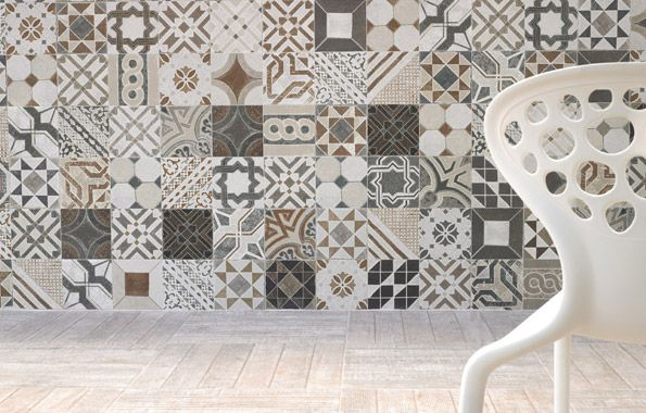 Decorative Tiles Melbourne Perini Tiles Bermudapatchwork Tiles  Decorative Tiles