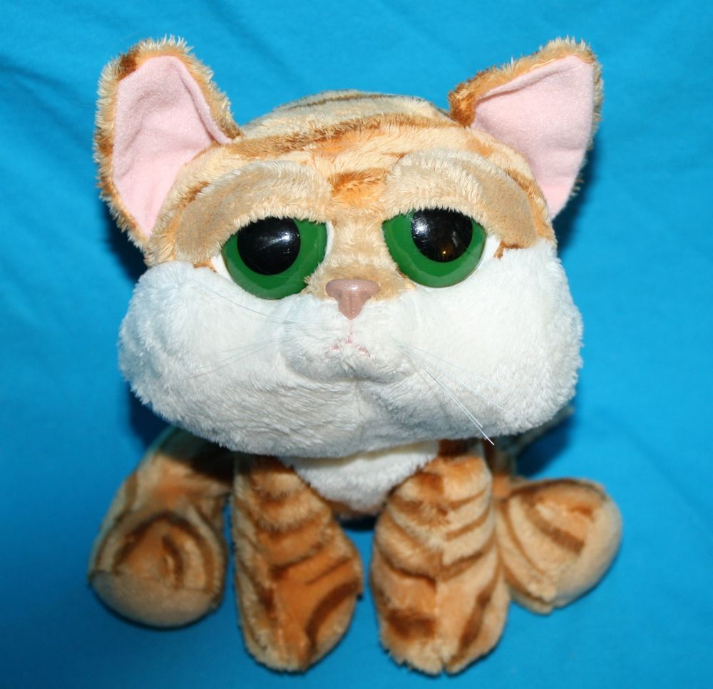 Russ Orange Tabby Cat Lil Peepers Chilie Chili Stuffed Plush Soft Toy 23454 8 Orange Tabby Cats Tabby Cat Orange Tabby