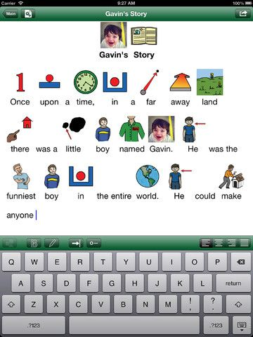 SymbolSupport (59.99) Add symbols & speech to text. Read