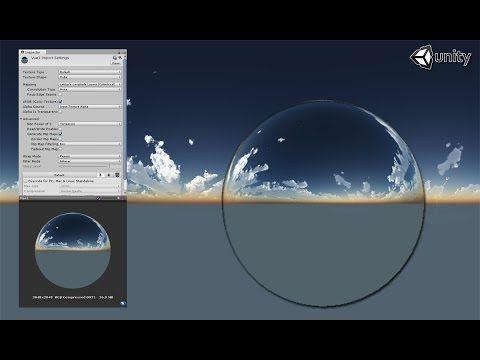 Créer une Skybox en quelques secondes avec Unity 5 6 | UNITY