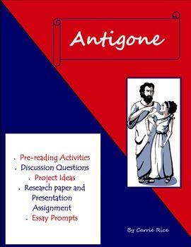 Antigone Complete Unit