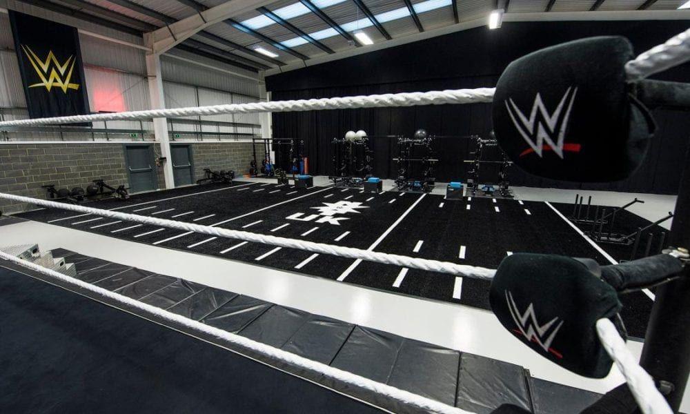 WWE opens first international Performance Center British