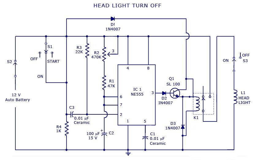 Simple Electronic Projects For Beginners Engineering Students Electronics Projects For Beginners Electronics Projects Circuit Diagram