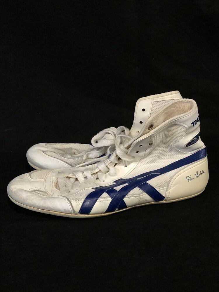 Vintage ASICS Dan Gable Wrestling Shoes