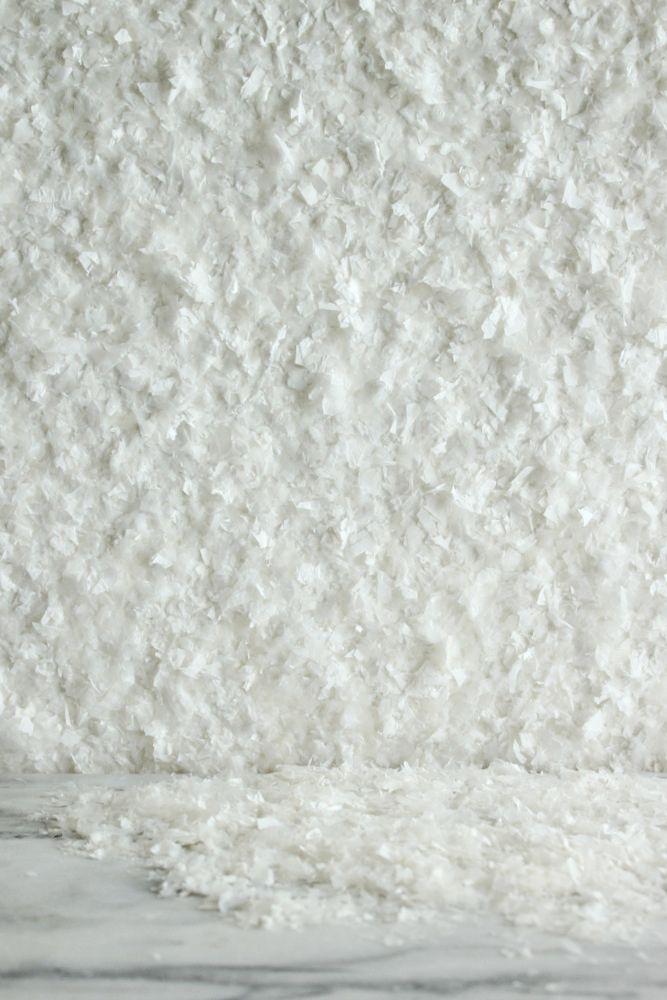 Diy Snowy Photo Backdrop