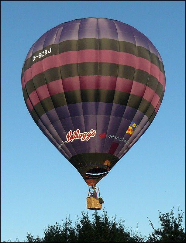 Ballon fiesta föhren 2020