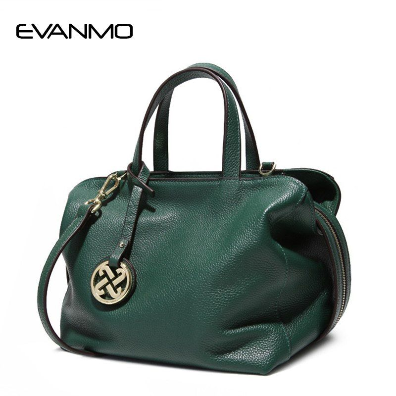 0d9434a0ac Women Bag Lady Cowhide Handbags Big Bag Ladies Made Of Genuine Leather Women  Messenger Bags Designer High Quality Gifts For Wife